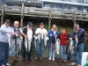 Nice Salmon Catch for the group