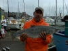 A nice Salmon Caught of Newport Oregon