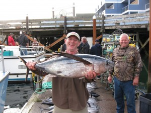 Nice fat Albacore Tuna
