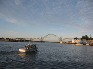 Yaquina Bay Charters is Still Fishing!