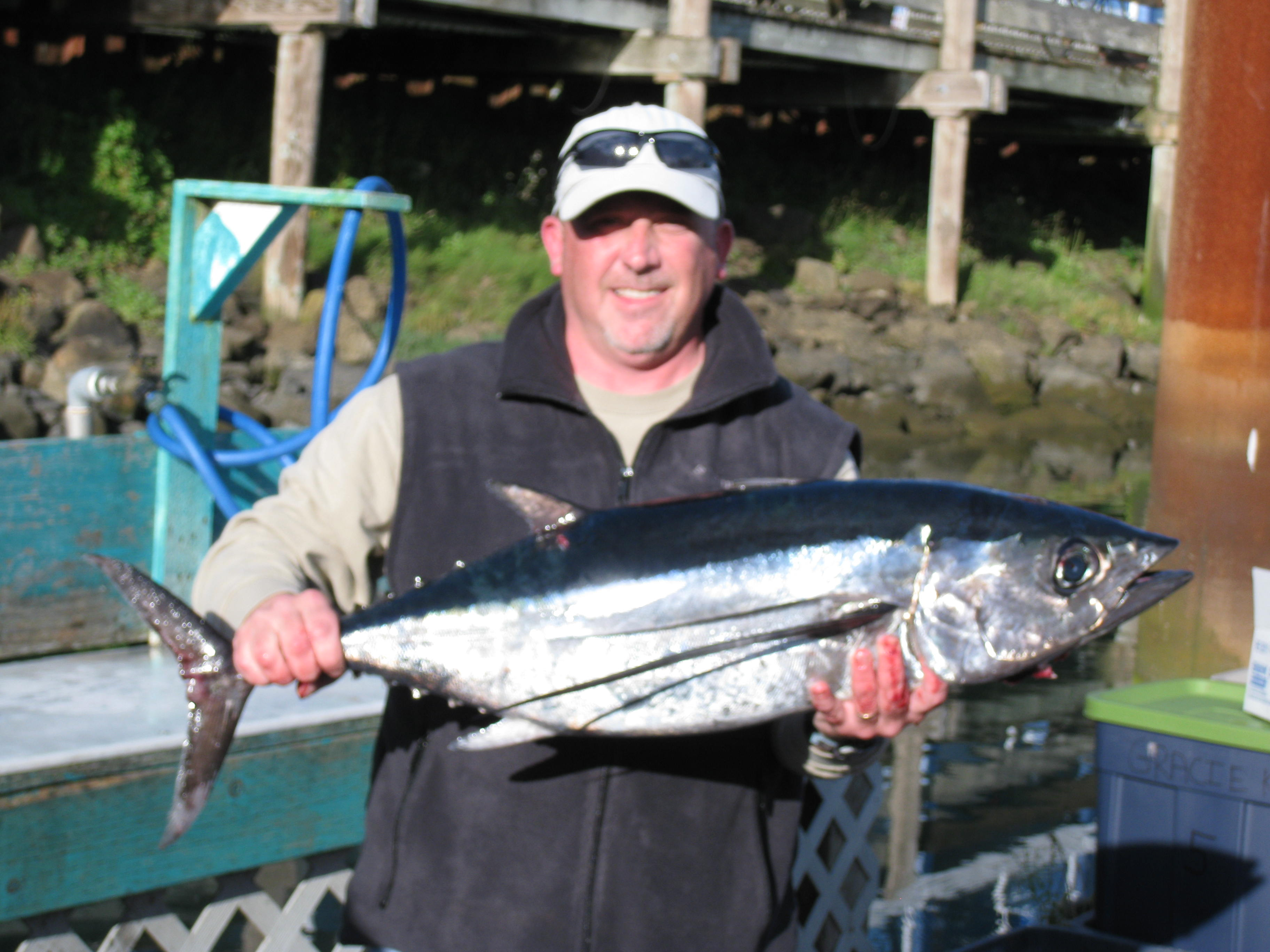 ALBIES! | Yaquina Bay Charters