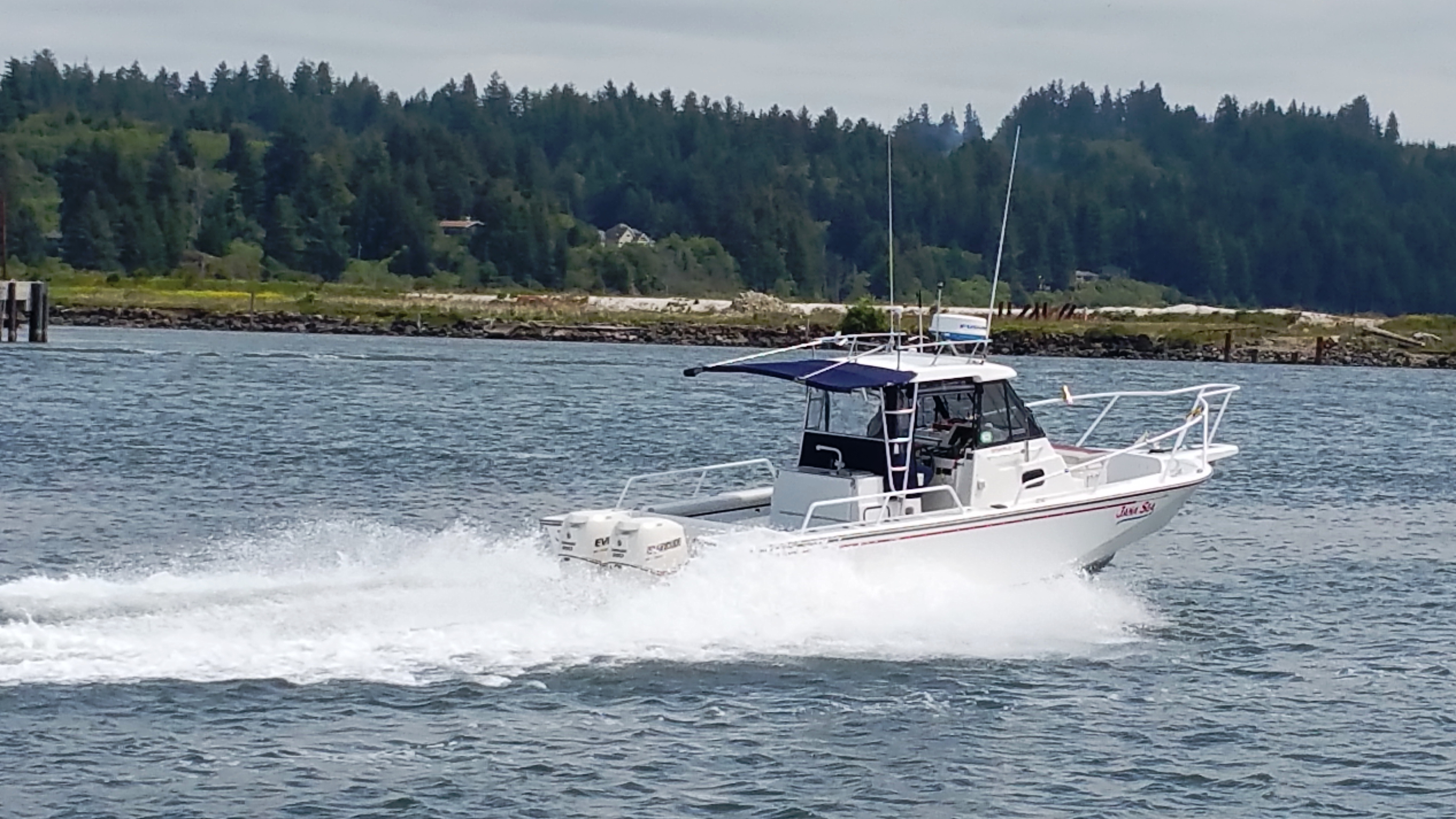 Yaquina bay charters autos post for Newport oregon fishing charters
