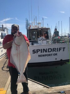 First Day of the Halibut Opener 5/9/2019