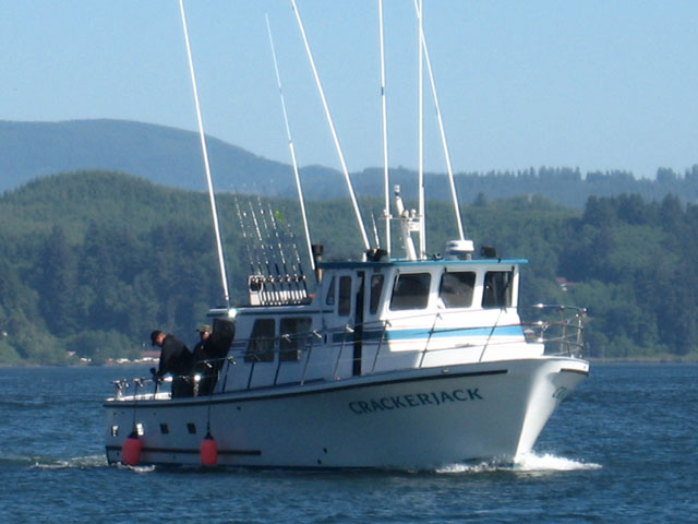 Newport oregon halibut fishing coordinates for How to not get seasick on a fishing boat